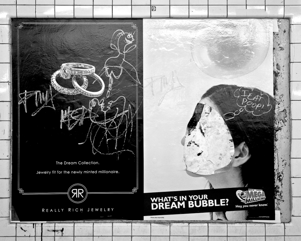Daniel A. Echevarria Photography, Untitled, Advertising Underground, 2007